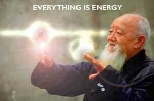 Everything is Energy - Chinese Master
