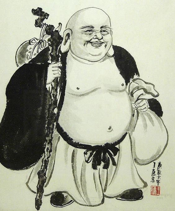 The Laughing Buddha